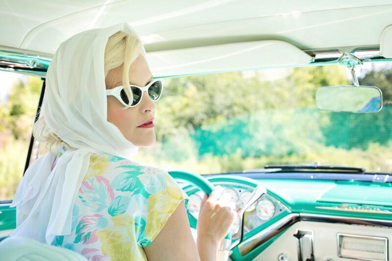 Praktyczne i stylowe auto dla kobiety