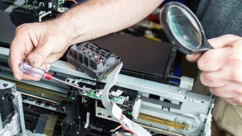 Zepsuła Ci się drukarka