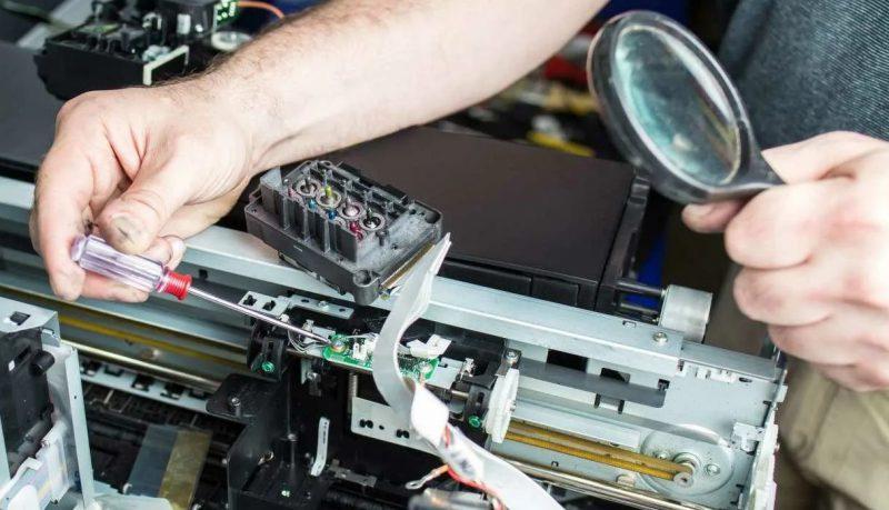Zepsuła Ci się drukarka? Żaden problem